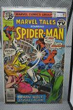 Marvel Tales Spider-Man #102 Marvel Comics 1979 The Man Wolf Strikes Again 5.5