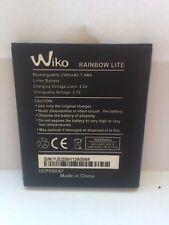 Batterie Interne Wiko Rainbow Lite 3 G - Batterie D' Origine Wiko - Envoi Suivi