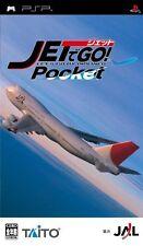 Used PSP Jet de Go! Pocket  Japan Import ((Free shipping))