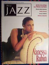 """Rivista """" Blu Jazz """" n. 34/35 - anno 5 - luglio/agosto 1993"""