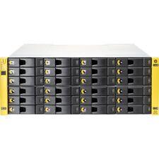 HPE 3PAR M6720 3.5 inch SAS Enclosure w/ 24x HPE 3TB 7.2K LFF SAS QR491A QR500A