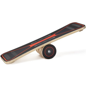 Carrom Exercise Balance Board, Red/Black