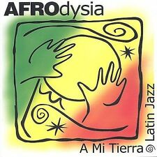 Afrodysia : A Mi Tierra CD