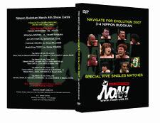 Official NOAH Navigate for Evolution 2007 DVD