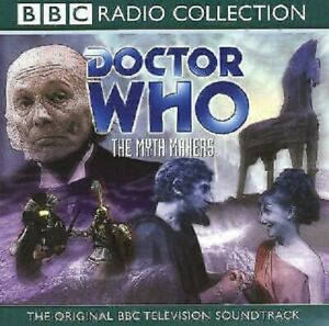 Doctor Who - The Myth Makers (Audio Soundtrack)