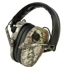 Caldwell 487200 E-Max Low Profile Electric Hearing Protection Mossy Oak
