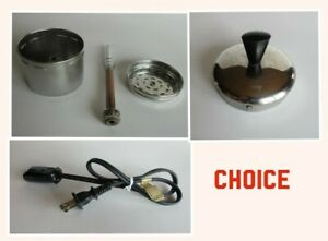 Vintage Farberware Coffee Pot 138 Parts Lid Power Cord Basket & Stem Choice