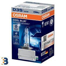 Osram Xenarc D3S COOL BLUE INTENSE 66340CBI Bulbo 6000k Xenon HID Faro Single