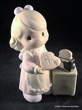 Precious Moments A Special Treat To PM Charter Member Figurine CO117