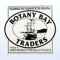 1980s Botany Bay Traders Sticker VINTAGE NOS Sticker