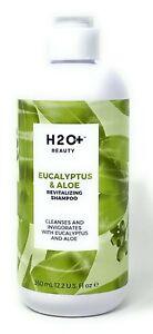 H2O+ Beauty Eucalyptus & Aloe Revitalizing Shampoo 360ml / 12.2 fl oz
