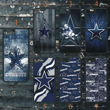 DALLAS COWBOYS PHONE CASE COVER FITS iPHONE 7 8 X 11 SAMSUNG S8 S9 S10 S20