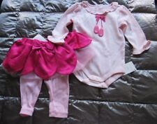 Gymboree NEWBORN ESSENTIALS Pink Ivory Little Sweet Treat Penguin 2 pc Set NWT