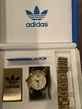 Adidas 1969 limited edition watch $400 OBO trade barter