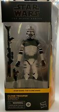 Clone Trooper (Kamino)-Star Wars Clone Wars Black Series