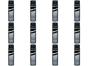 VHT/ Duplicolor UC101 Undercoating Paintable Rubberized Black 12 PACK Fast Ship!