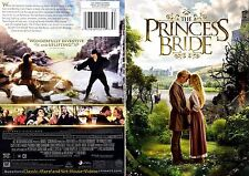 The Princess Bride ~ New DVD ~ Robin Wright, Cary Elwes (1987)