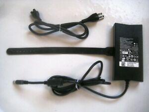 Genuine Dell Laptop AC Adapter & Cord 130W 19.5V 6.7A DA130PE1-00 0WRHKW