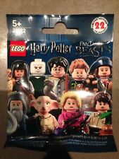 4 Packs No Duplicates Lego Harry Potter and Fantastic Beasts 71022
