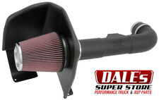 K&N Cold Air Intake | 2014-2018 Chevy Silverado GM Sierra 1500 5.3L 6.2L
