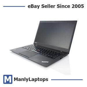 Lenovo Thinkpad X1 Carbon 2nd Gen Laptop i7-4600U 2.1GHz 8GB Ram 256GB | 1YR WTY
