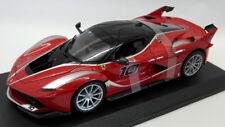 Burago 1/18 Scale Diecast 18-16010 Ferrari FXX K Supercar Red Black Model Car