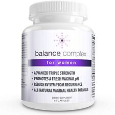 Suplemento Dietario Femenino Salud Vaginal Ph Fresco Balanceado Balance Complex