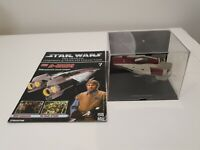 Star Wars The A-Wing Starship Vehicle Collection #7 DeAgostini 2nd Set