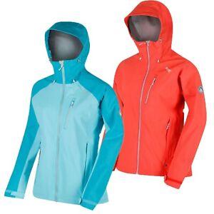 Regatta Birchdale Womens Hooded Breathable Waterproof Jacket Rain Coat RRP £100