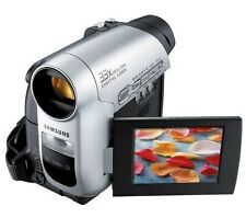 Samsung MiniDV Camcorders with Image Stabilisation