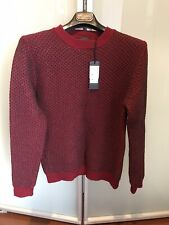 New JUST CAVALLI Sweater Size S Made in Italy