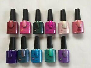 40p uv gel nail polish clearance lot SNO 108pc 216pc black white scarlet gel