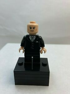 Authentic LEGO Super Heroes Minifigure Lex Luther # 6862