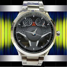 New Hot Item BMW M6 Custom Men's Sport Metal Watch Rare..