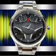 New Hot Item BMW M6 Custom Men's Sport Metal Watch Rare..