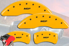 2012-2014 Benz C300 4Matic Sport Front Rear Yellow MGP Brake Disc Caliper Covers