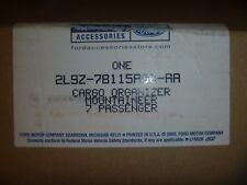 2005 2006 2007 2008 2009 Mercury Mountaineer Cargo Organizer OEM 2L9Z78115A00AA