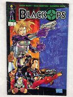 Black Ops #1 January 1996 Image Comics
