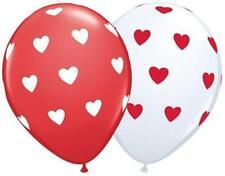 Palloncini bianchi ovale di san valentino per feste e party