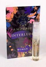 AMOUAGE Interlude  - Eau De Parfum Woman - 2ml/0.06 oz Vial NEW on Card