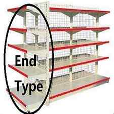 End type gondola racks for grocery business