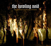 The Howling Void - The Darkness at the Edge of Dawn (Digipak)