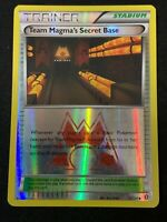 Pokemon TCG Team Magmas Secret Base 32/34 Uncommon Reverse Holo Double Crisis LP