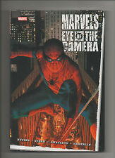 Marvels Eye Of The Camera - Hardcover TPB Spider-Man Cover - (Sealed)