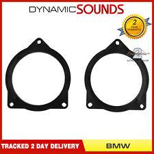 CT25BM09 100mm Front Door Car Speaker Adaptor For BMW 5 Series (2011 Onwrads)