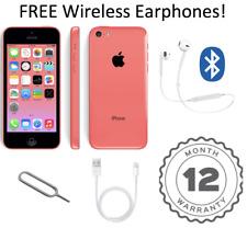 Brand New Apple iPhone 5c - 8GB - Various Colours - SIM Free Unlocked Smartphone