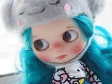 Custom Factory Blythe OOAK Blue Ocean Long Hair Joint Doll