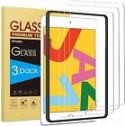 Sparin [3 Pack]Screen Protector For Ipad 8Th 7Th Generation, Tempered Glass...