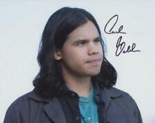 Carlos Valdes as Cisco Ramon - The Flash Genuine Autograph