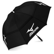 "NEW MIZUNO TWIN CANOPY STAFF TOUR UMBRELLA 68"" (BLACK)"